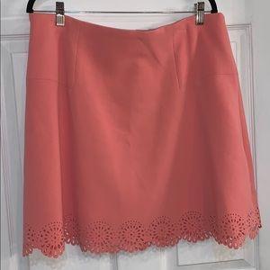 Loft skirt size 14